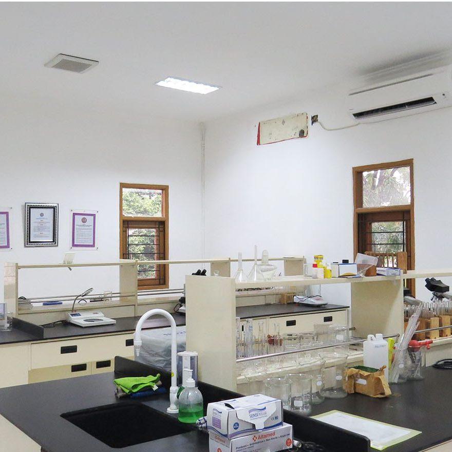 Laboratorium Biokimia